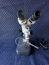 Meiji Bm Stereo Microscope Head Model Bm