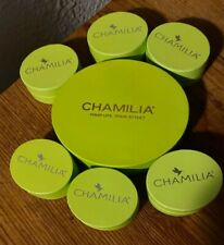 Chamilia Charm Jewelry Gift Boxes Only Lot of 6 Bead and 1 Bracelet Box