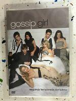 GOSSIP GIRL SEGUNDA 2ª TEMPORADA 2 COMPLETA  --  7 x DVD AM
