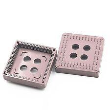 5PCS PLCC IC Socket DIP 84 PINS PLCC-84 NEW CK