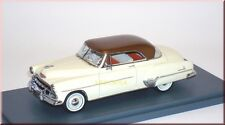 "Chevrolet Deluxe HT Coupe hardtop-Coupe 1952 ""Bel Air"" beige-Neo 44050 1:43"