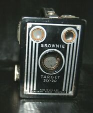 KODAK  Brownie Model Target Six-20 Box Camera 1933-41