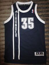 Kevin Durant #35 Oklahoma Ciudad Thunder Retro Rewind NBA Camiseta Youth M 10-12