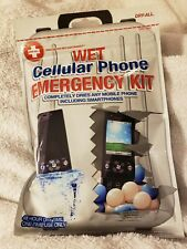 170-6440 New! Radio Shack Dry-All Wet Cellular Cell Phone Emergency Kit