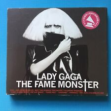 LADY GAGA - The Fame Monster - RARE TAIWAN - 2 CD With Outer Sleeve