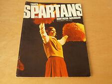 1968 NORTHERN MICHIGAN AT TAMPA UNIVERSITY COLLEGE FOOTBALL PROGRAM EX