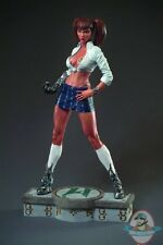 Schoolgirl Witchblade Statue by CS Moore Studio(Signed by Clay Moore)