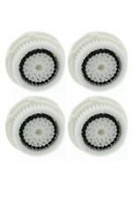4 Pack Sensitive Facial Skin Cleansing Brush Heads for Clarisonic MIA 1,2,3,PRO