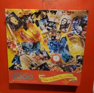 Springbok Follow Yellow Brick Road Wizard of Oz 2000 Piece Jigsaw Puzzle SEALED