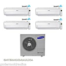 Climatizzatore Quadri Split Samsung Inverter AR5500M Smart WiFi 7+7+7+7 AJ070FCJ