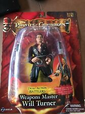 PIRATES OF THE CARRIBEAN AT WORLD'S END WEAPONS MASTER WILL TURNER ZIZZLE 2007