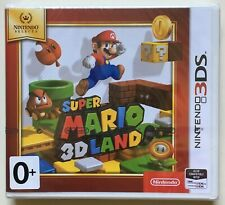 Super Mario 3D Land (Nintendo 3DS) New Nintendo-Strip FACTORY SEALED NEW