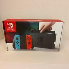 Nintendo Switch Original Neon Joy Con System Console Case EMPTY RETAIL BOX ONLY