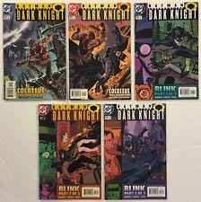 Batman Legends Of The Dark Knight #s 154 155 156 157 158 Run Lot of 5 DC Comics