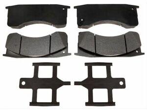 Raybestos Brake Pad Set fits Hino 258LP 2006-2011 19WFGG