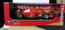 Ferrari  248 F1  DANKE SCHUMI ! 1:18 Hot Wheels  30.Juli 2006 Michael Schumacher