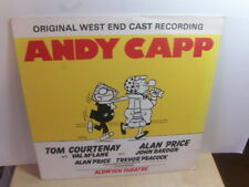 Andy Capp – original cast recording LP 1982 Key KEY 4 including insert