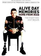 Alive Day Memories: Home From Iraq (DVD, 2007) war soldiers disabilities vets