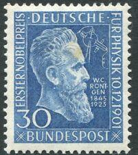 Alemania Occidental - 1951 Premio Nobel SG 1073 V21174 Menta montado