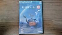 TESTED Sony Playstation 2 Wall-E Disney Pixar Action Kids Video Game THQ PS2