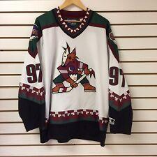 Vintage Pheonix Coyotes Jermey Roenick Hockey Jersey Sz XL Starter