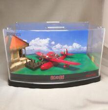 Porco Rosso diorama plane Figure Savoia S.21F VERY RARE [Ghibli]