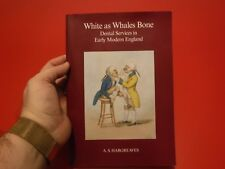 White as Whales Bone- A.S. Hargreaves, 1998, Illustrated