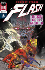 The Flash #43 Cover A 2018 DC Universe 1st Print
