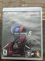 Gran Turismo 5 (PS3, Sony PlayStation 3, 2010)