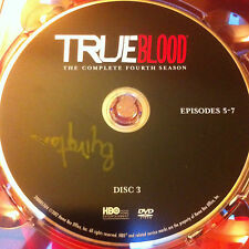 TrueBlood season 4 Disc 3 Replacement Disc DVD ONLY