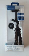 New In Package Insignia-Tripod and Bluetooth Shutter Remote for Most Cell Phones