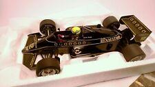 1/18 Ayrton Senna Collection Lotus Renault 97T 1985