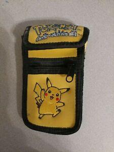 Pokemon Pikachu Gameboy Case
