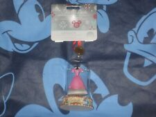 Disney Store Cinderella's Pink Dress Sketchbook Ornament 2020 New