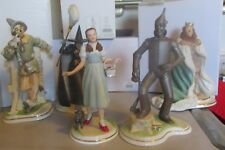 5 LENOX The WIZARD OF OZ BEAUTIFUL RARE! Dorothy, Toto, Witch Tin Man Lion W Box