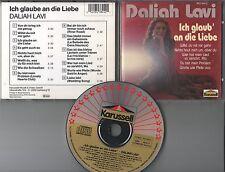 Daliah Lavi  CD ICH GLAUB AN DIE LIEBE (c)  KARUSSEL