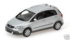 "VW Golf Cross ""Silver"" 2006 (Minichamps 1:43 / 400 054370)"
