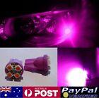 Pink LED T10 Parker Bulbs - Ford Falcon EA EB ED EF EL AU BA BF FG