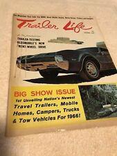 Trailer Life Magazine October 1965