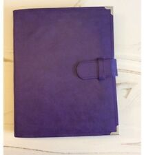 ALL IN ONE SERVICE FOLDER, PURPLE, Jehovah's Witness