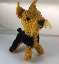 Toy Animal Dog Schnauzer - Pocket Pet For Ages 3+