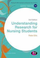 Understanding Research for Nursing Students (Paperback or Softback)