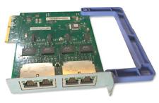 IBM 46K7971 46K7972 1819 5624 Quad Port 1Gb Ethernet Card 10N9622