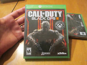Call of Duty: Black Ops 3 III XBOX ONE Greatest Hits BRAND NEW FACTORY SEALED