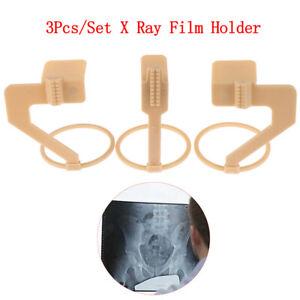 3Pcs Dental Digital X Ray Film Sensor Positioner Holder Dental Laboratory HFUK