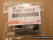 Lexus IS250 (2006-2013) MTM Sport Pedals BRAKE / CLUTCH PEDAL OEM 31321-53010