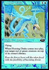 ▼▲▼4x Drakôn chasseur (Hunting Drake) PLANESHIFT #27 FRENCH MTG Magic