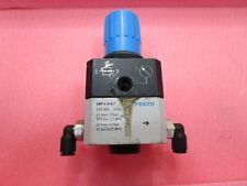 LRP-1/4-0,7 FESTO PRECISION PRESSURE REGULATOR