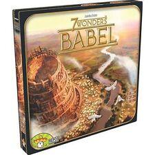 7 Wonders: Babel - Espansione Gioco da tavolo Italiano Nuovo by Asterion Asmodee