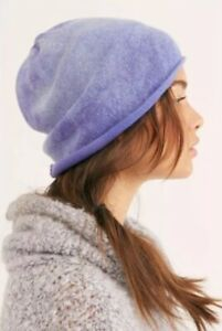 NEW Free People Soft Gaze Cashmere Beanie Hat